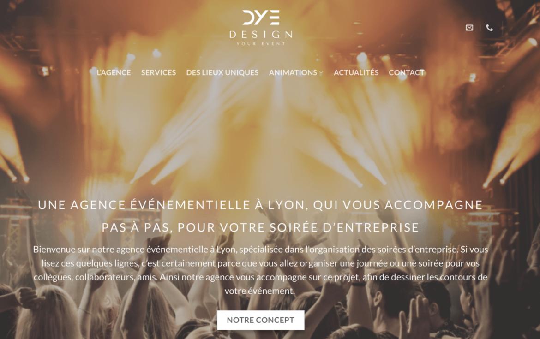 Agence événementielle à Lyon – Idées originales d'animations de soirées d'entreprises à Lyon – Design Your Event