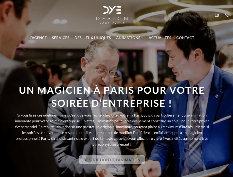 Magicien à Paris : une animation de soirée d'entreprise à Paris innovante